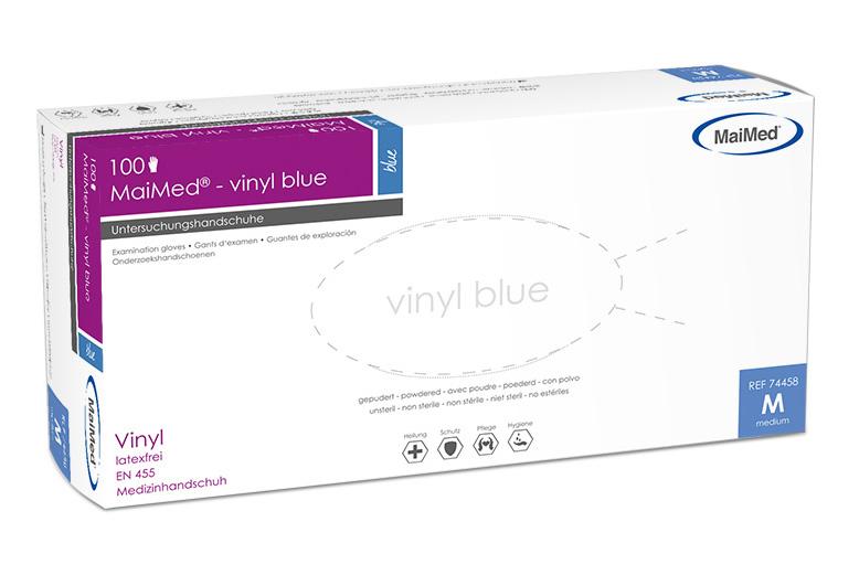 Vinyl-Einweghandschuhe