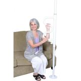 Boden-Decken-Stange mit Griff