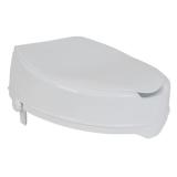 Toilettensitzerhöhung Care (mit Deckel)