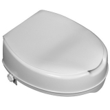 Toilettensitzerhöhung 5 cm (mit Deckel)