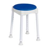 Sitzauflage zu Duschhocker Redondo, blau