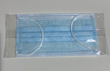 Mundschutz Typ 2R - 50er Box - einzeln verpackt - blau
